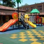 Qual o melhor piso para seu Playground?