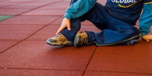 evitar machucados na escola