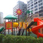 Piso emborrachado playground: como escolher o mais seguro e divertido para a criançada?